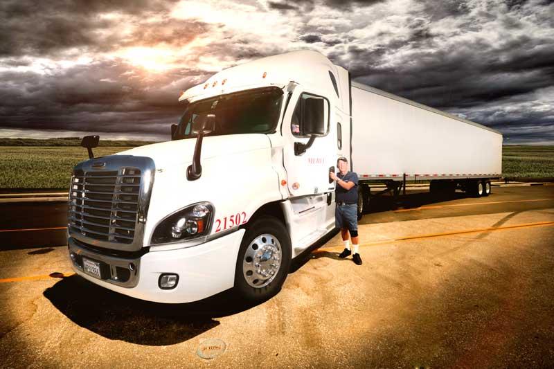 Driver Application – Merit Trucking